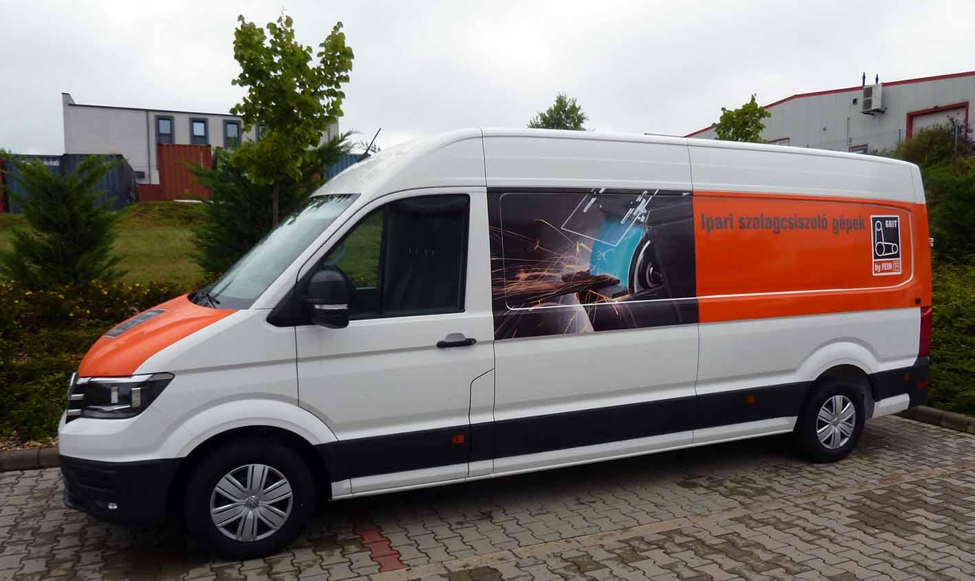 Az ipari szalagcsiszolás profi gépei: GRIT termékek, most ajándékkal